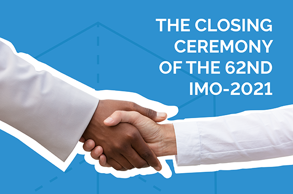 The grand closing ceremony of the 62nd International Mathematical Olympiad will take place tomorrow!