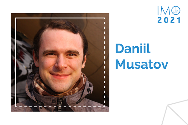 Exclusive Interview of the Day – Daniil Musatov